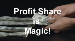 Small Business Management Business Coach Tip Profit Share